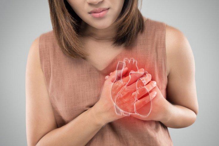 Изменения в сердце при кардиомиопатии такоцубо