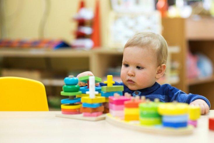 Принципы развития детей по Монтессори