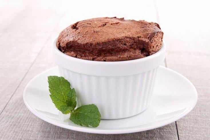 Сладкое суфле: выбор продуктов питания