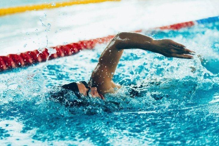 Плавание — полезный вид физической нагрузки