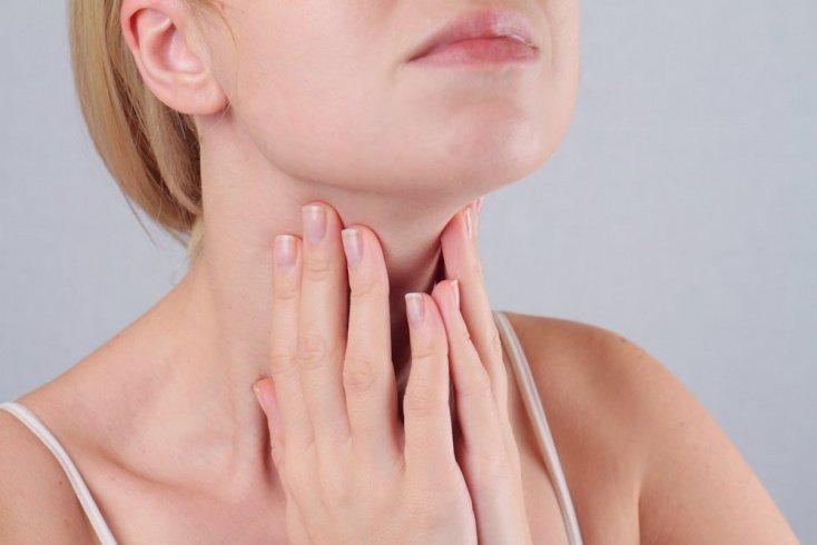 Симптомы, характерные для острого гнойного тиреоидита