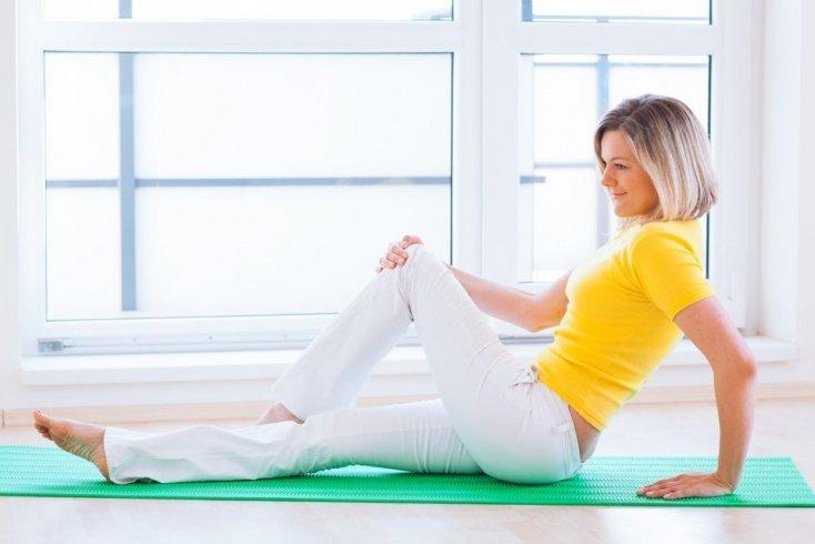 Фитнес-упражнения для прокачки мышц живота