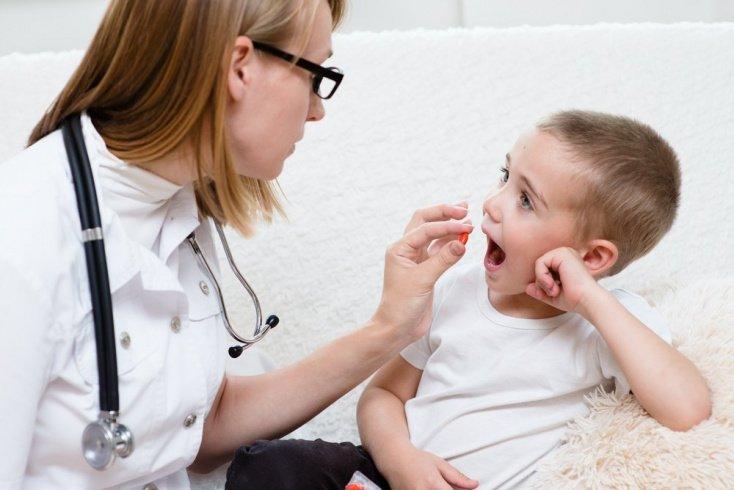 Особенности лечения скарлатины у детей