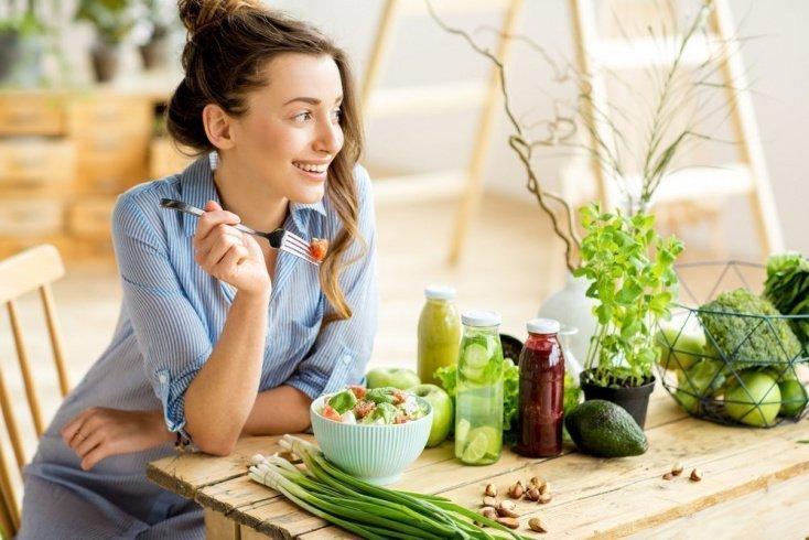 Здоровые и нездоровые вегетарианские диеты