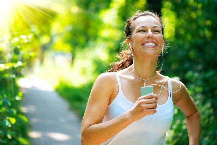 Программа похудения: здоровый образ жизни