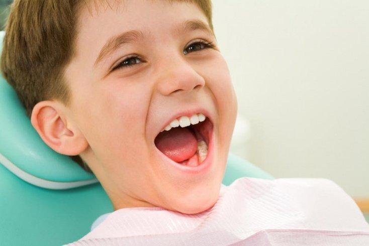 Излюбленные места кариеса зубов у детей
