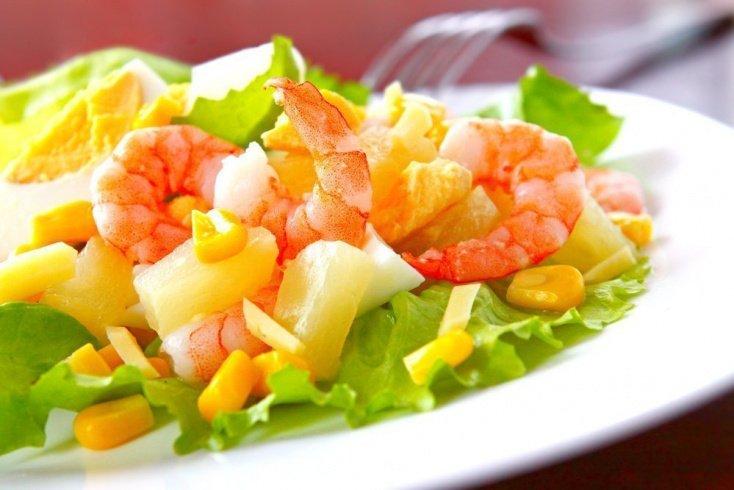 Рецепты салатов для здоровья и стройной фигуры