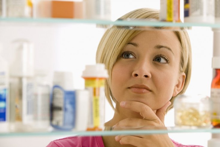 Разновидности лекарственной болезни