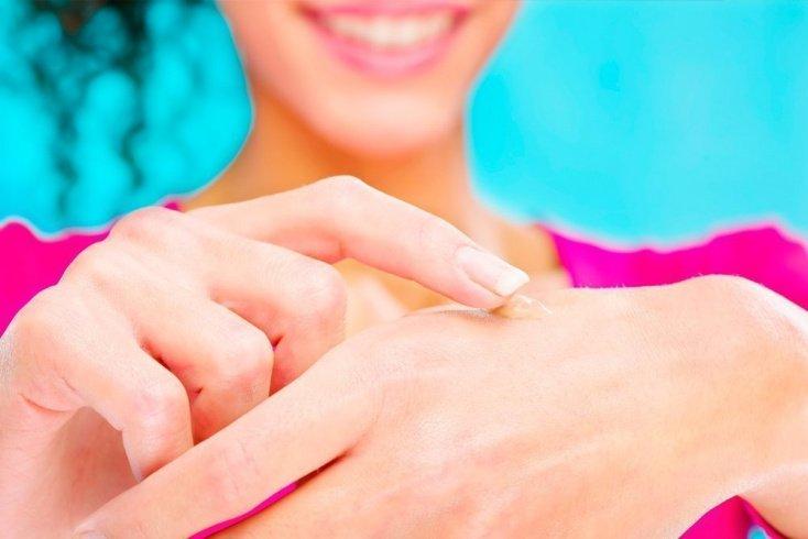 Зимний крем для кожи рук