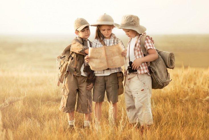 Особенности отношений разнополых детей