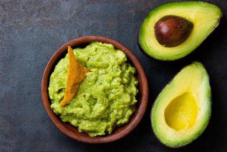 Полезное и разнообразное питание: гуакамоле