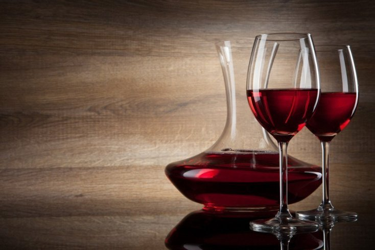 14. Пить вино перед сном