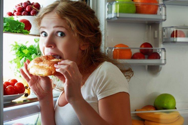 Гормональные бури против похудения