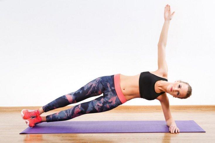 Тренировки для похудения к лету