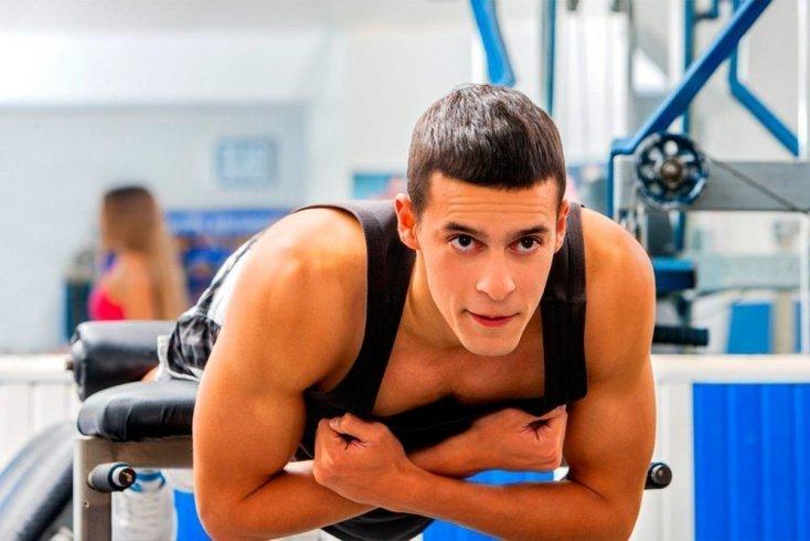 Фитнес-упражнения для выполнения в спортзале