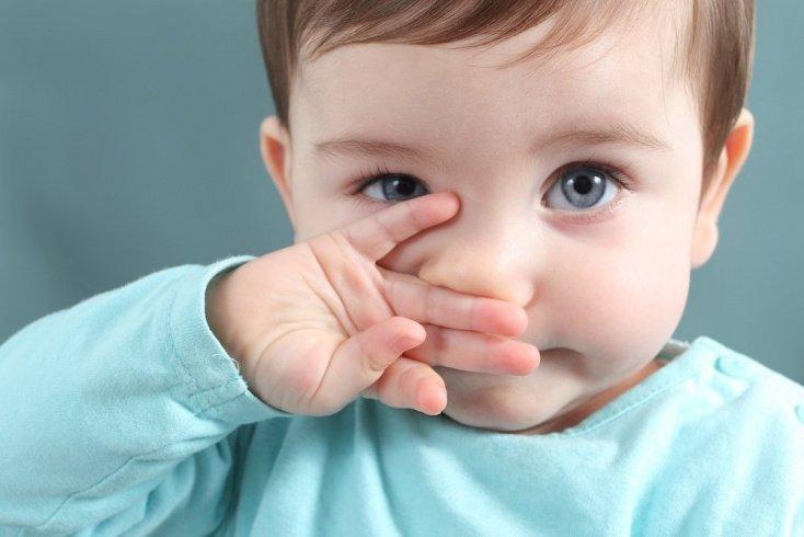 Если у малыша увеличены аденоиды