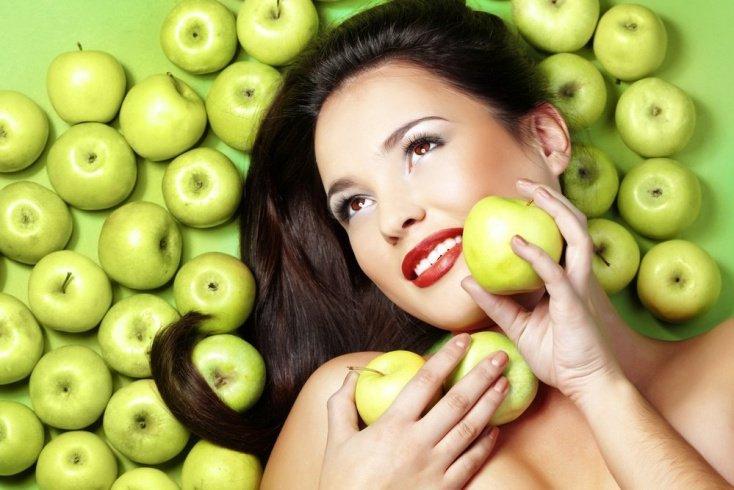 Фруктовые кислоты отбелят кожу