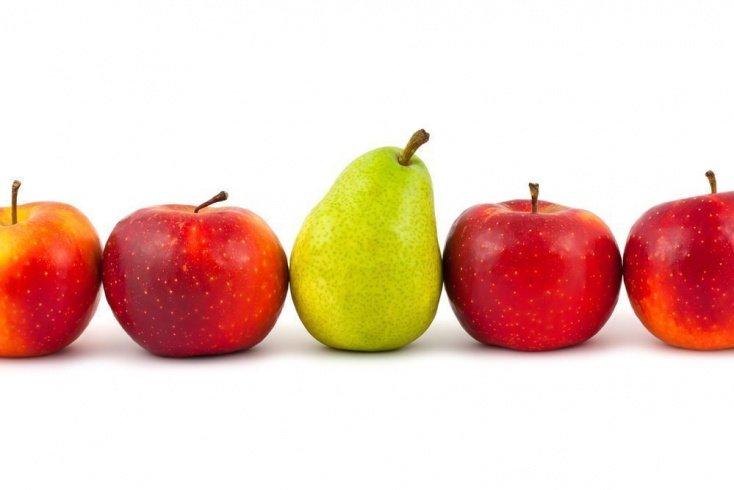 Продукты питания с высоким содержанием пищевых волокон