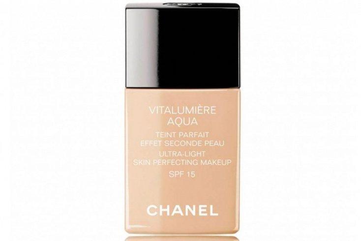 Chanel Vitalumiere Aqua тональный крем Источник: outletcosmetics.com.ua