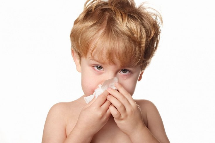 У ребенка аллергия? Смотрим прогноз погоды