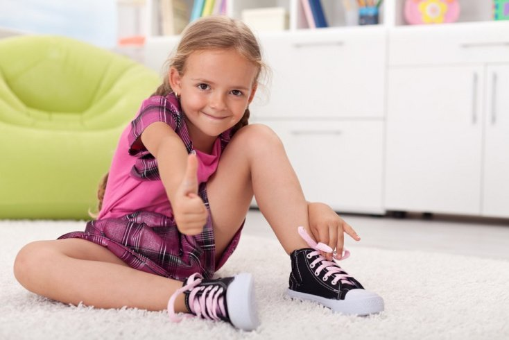 Правила зарядки для ребенка