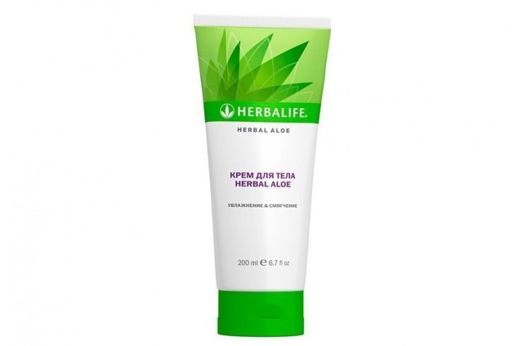 Крем для тела Herbal Aloe от Herbalife