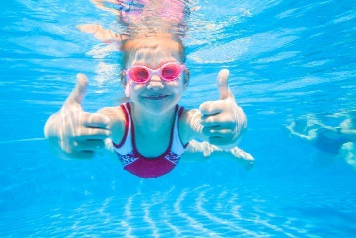 Умение плавать