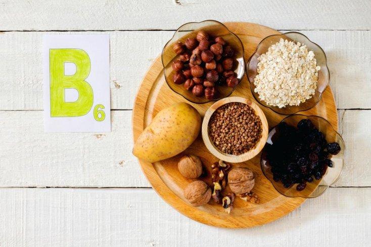 Как обогатить диету витамином B6 или пиридоксином?