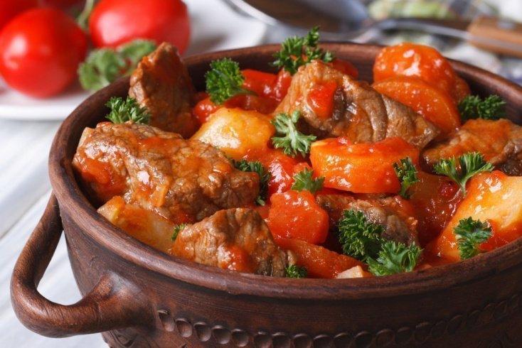 Мясные блюда в рационе: правила употребления