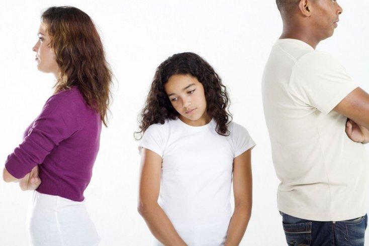 Развод испортит жизнь детям навсегда