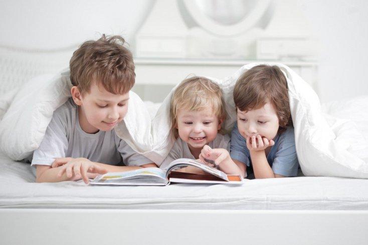 Книги как средство художественного развития ребенка
