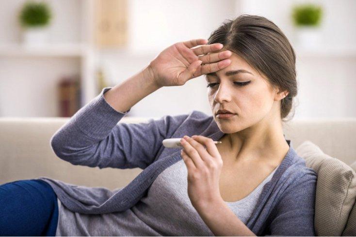 Первая помощь при явных симптомах: температуре, болевом синдроме