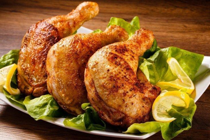 Окорочка по-итальянски: рецепт с курицей и овощами