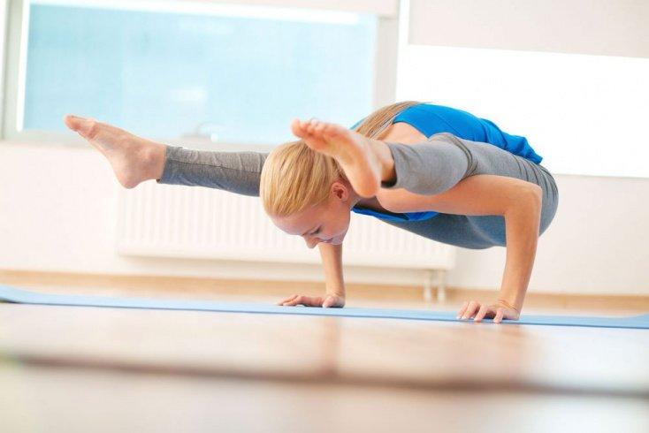 Йога — дополнение или замена фитнесу?