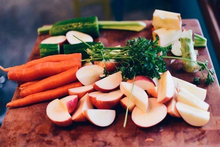 Значение овощей в питании человека