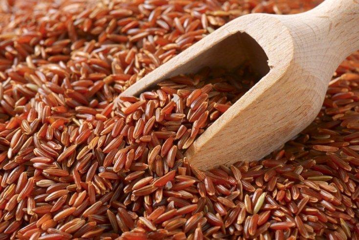 Полезные свойства красного риса для здорового питания