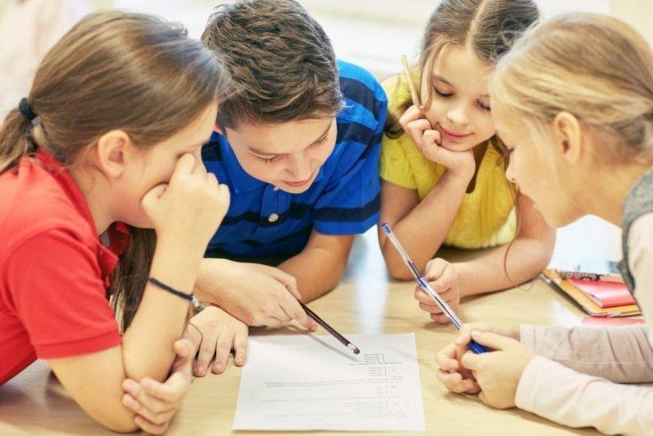 Разговариваем об учебе и школьных предметах