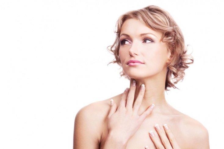 Увлажняющие и питательные маски для кожи зоны декольте