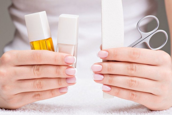 Красивые ногти: поэтапная технология обрезного маникюра
