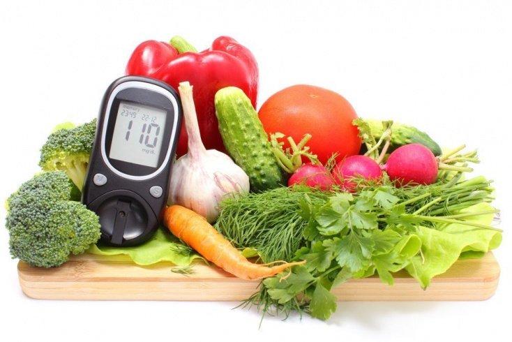 Особенности питания больных диабетом людей