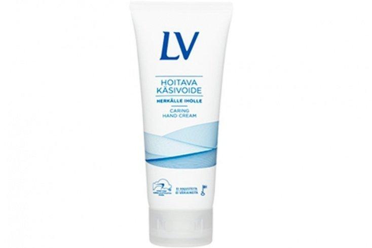 Гипоаллергенный крем для рук, LV