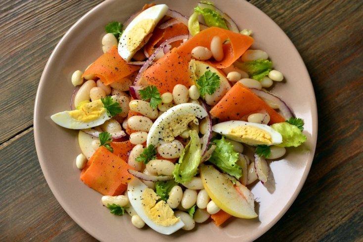 Самые вкусные рецепты салатов