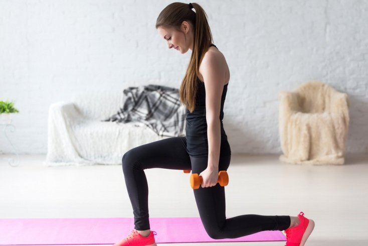 Комплекс упражнений для увеличения ягодиц