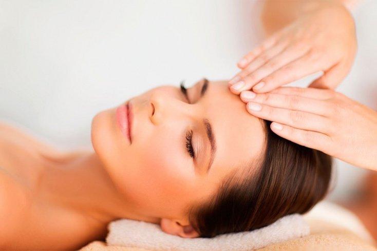 Легкий массаж для здоровья кожи и красоты лица