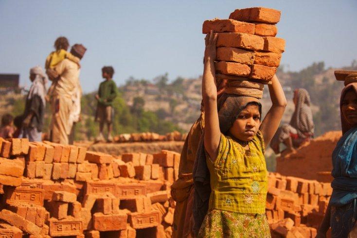 Эксплуатация детского труда в истории