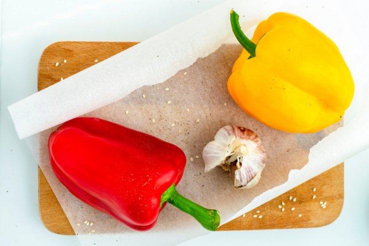 Фаршированный перец: рецепт приготовления