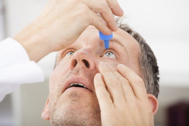 Медикаментозные средства лечения конъюнктивита