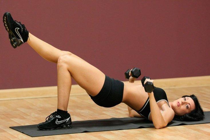 Общеукрепляющие фитнес-упражнения для поклонников здорового образа жизни