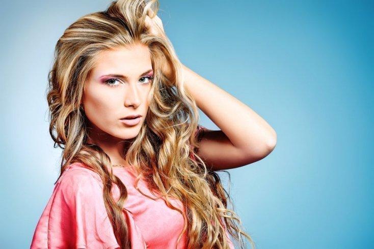 Щадящая методика окрашивания волос мажимеш