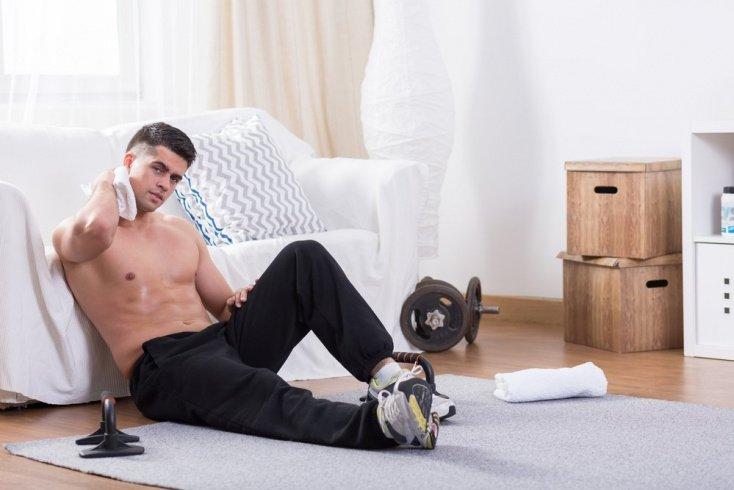 Пятиминутная программа для похудения и стройной фигуры